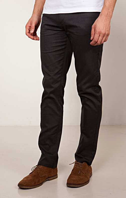 Pantalon 5 poches black