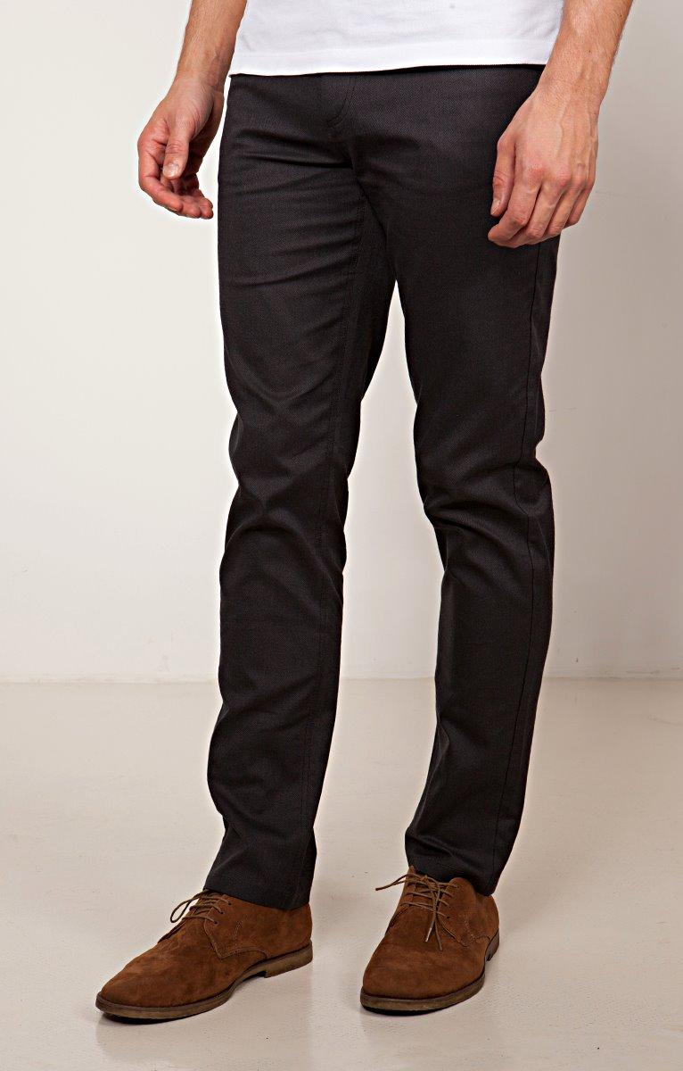 Pantalon 5 poches black