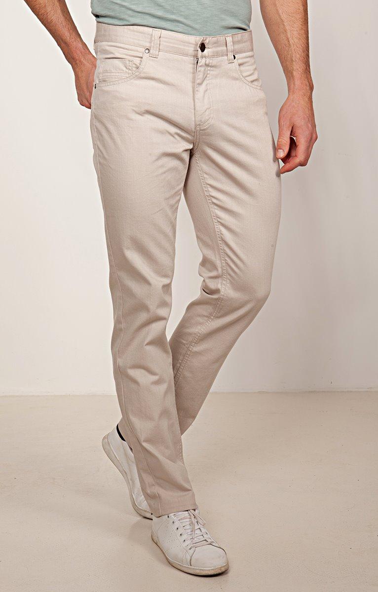 Pantalon 5 poches Bio