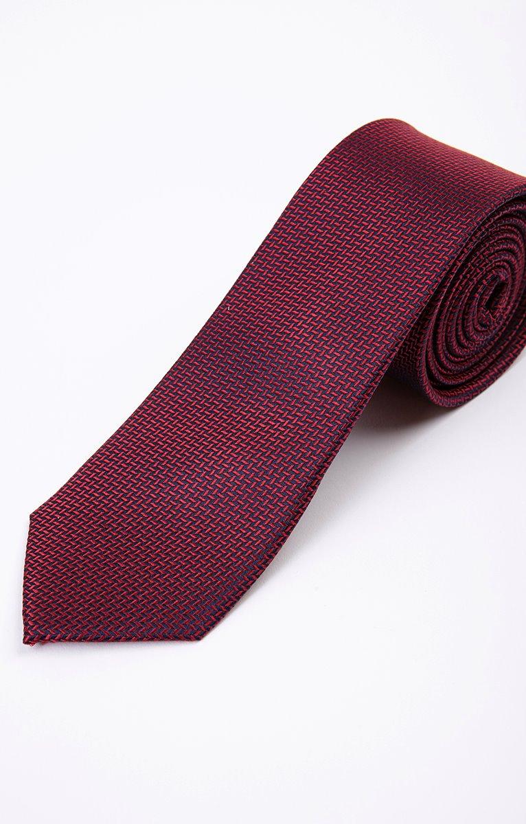 Cravate BATON ROUGE à motifs