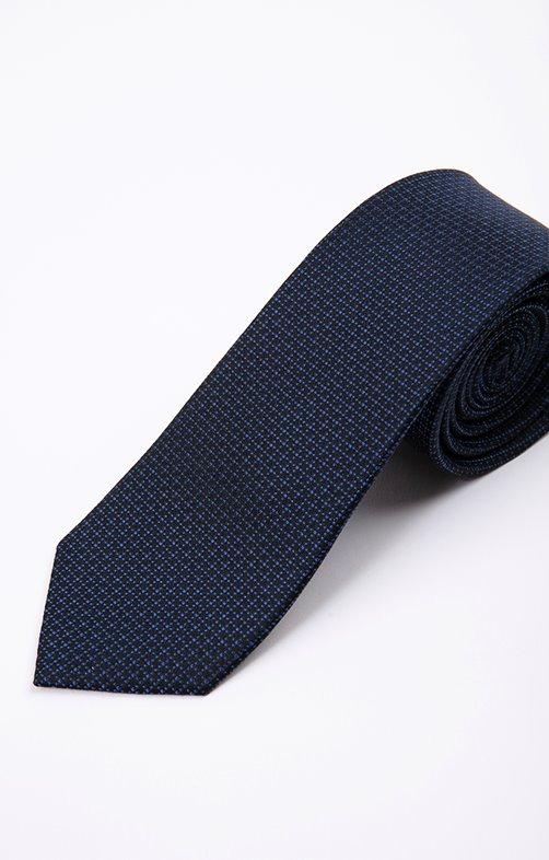 Cravate BLUPIXEL à motifs géométriques