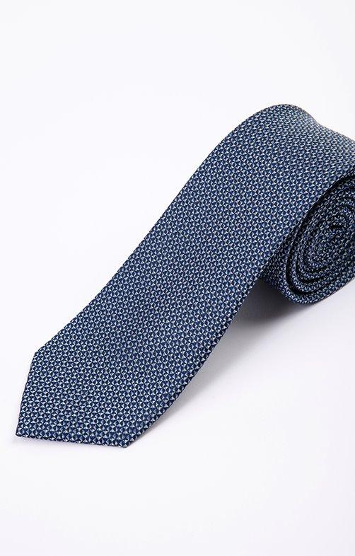 Cravate SABLIER à motifs géométriques