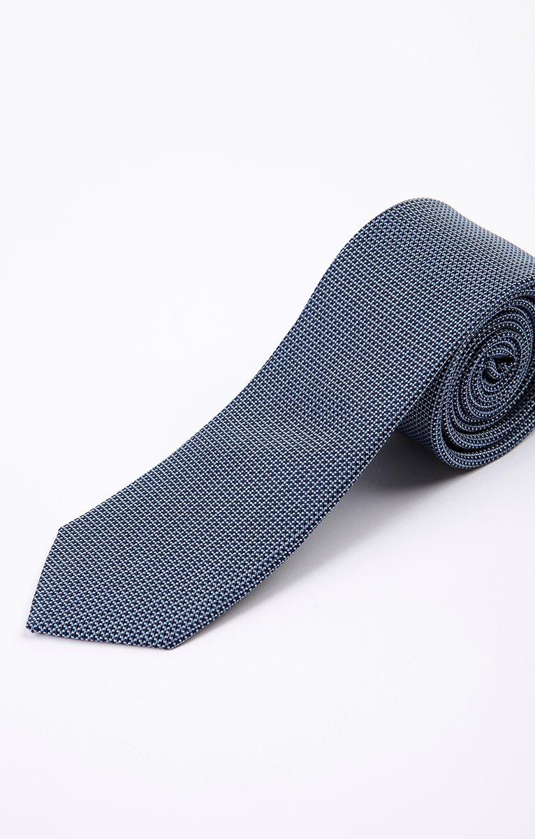 Cravate DUOBLU à motifs géométriques