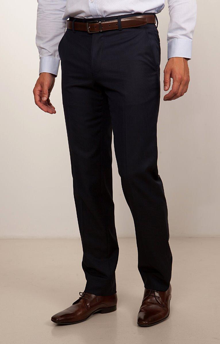 Pantalon de Costume Confort Verticale