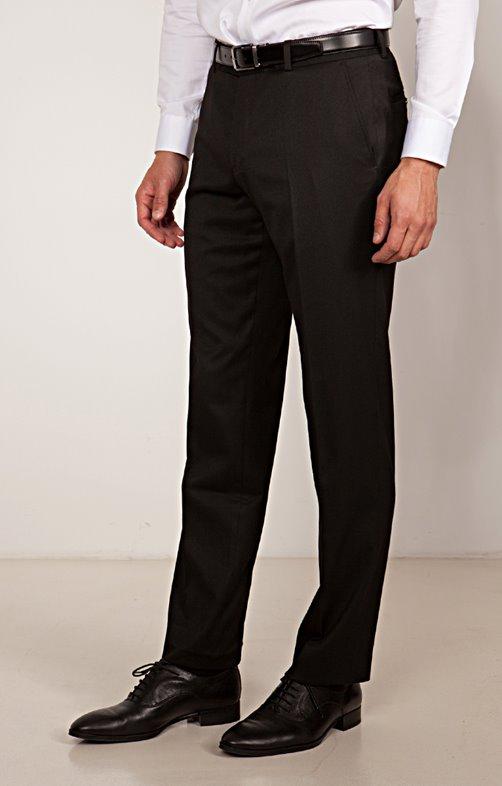 Pantalon de Costume Confort Quadrato