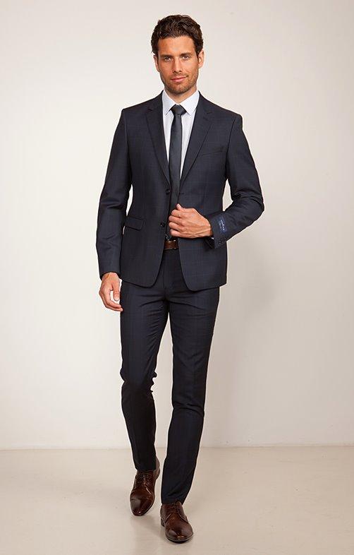 Pantalon de Costume Slim Victor
