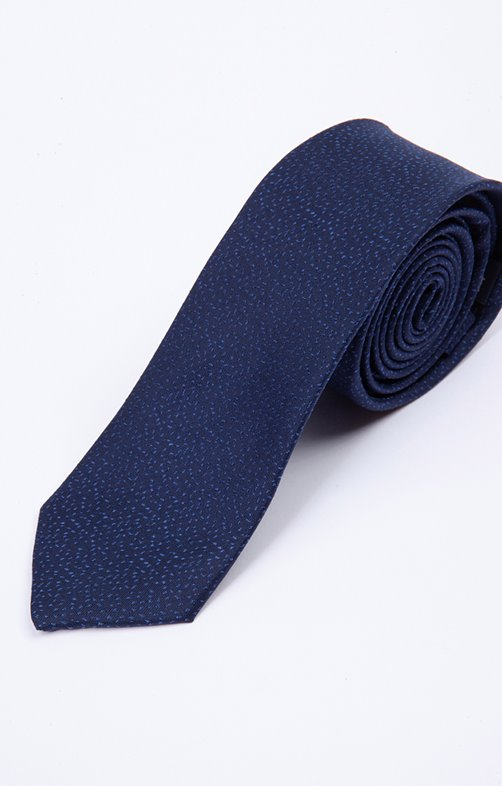 Cravate FLOCOBLU à motifs