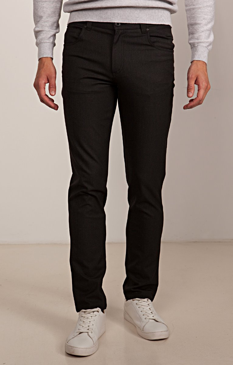 Pantalon 5 poches New
