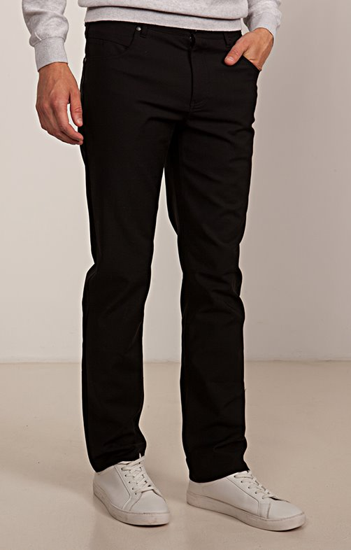 Pantalon 5 poches régular Lurry