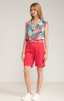 SHORT TENCEL FLUIDE
