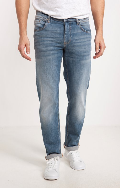 Denim coupe régular Dylan
