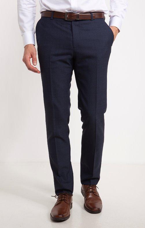 Pantalon de costume ajusté TRAVEL LOUIS