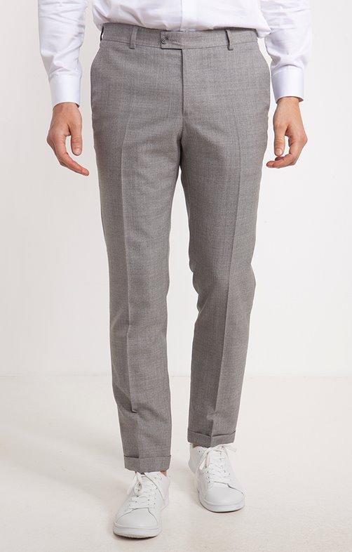 Pantalon de costume ajusté TRAVEL OSCAR