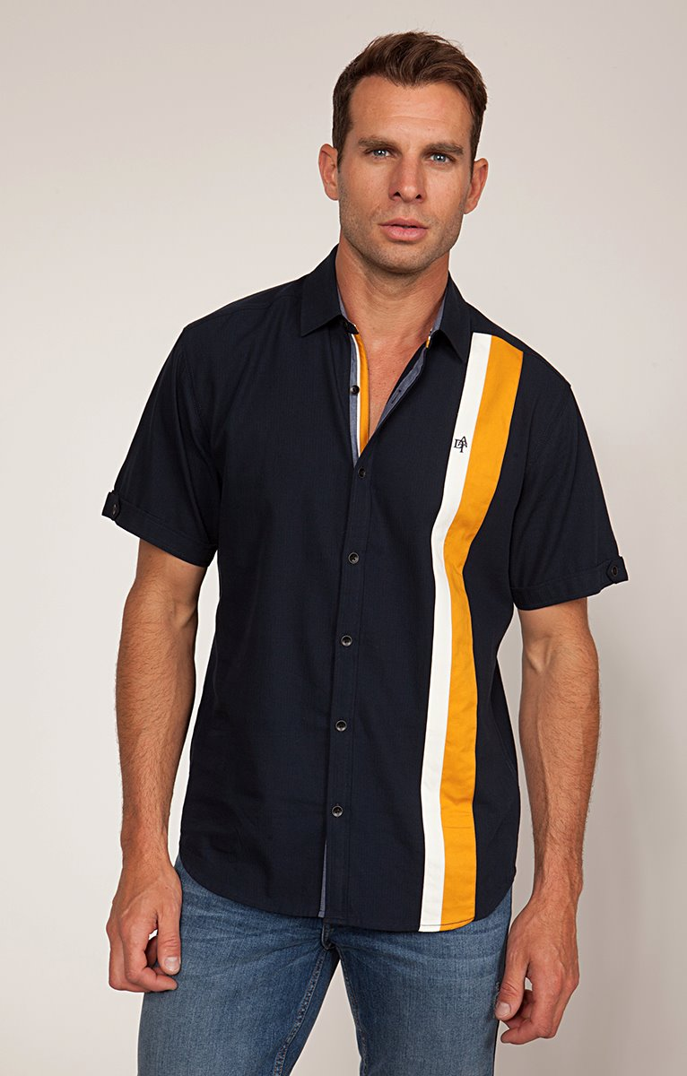 Chemise Casual 3 couleurs