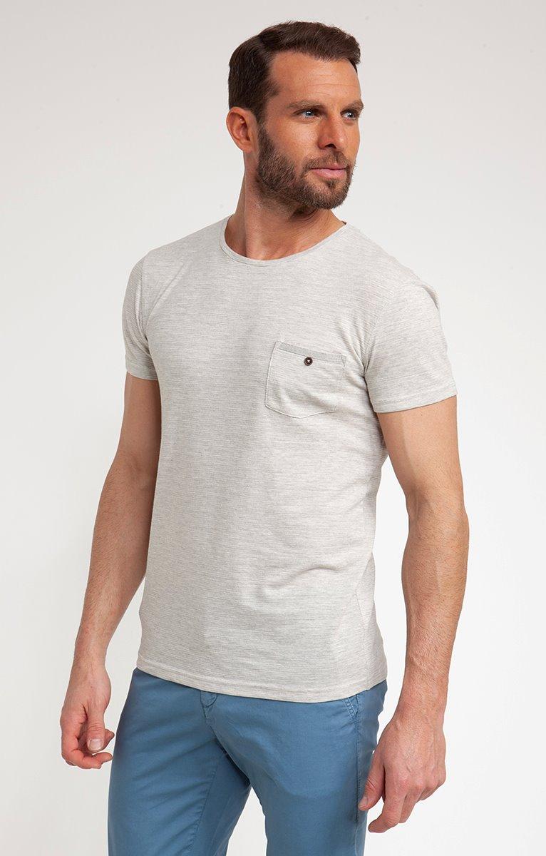 Tee-shirt manches courtes neck