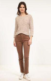 pantalon 7/8ème en coton