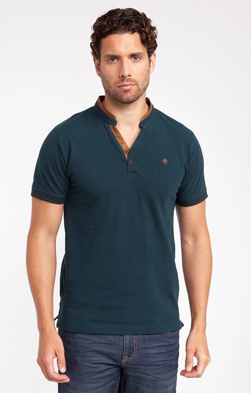 Tee shirt manches courtes mao slub