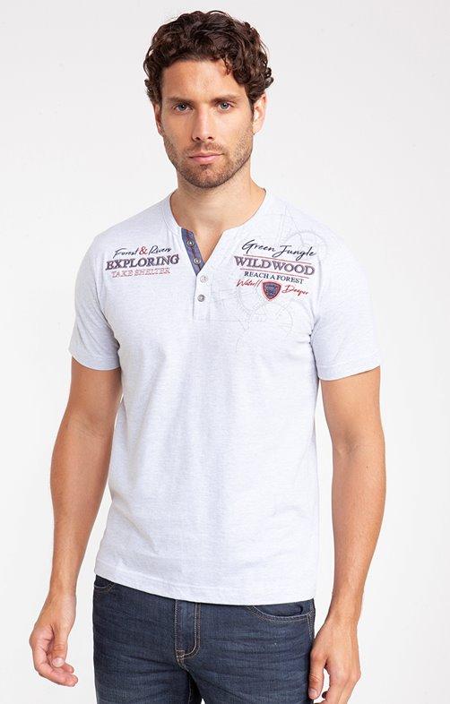 Tee shirt manches courtes louis