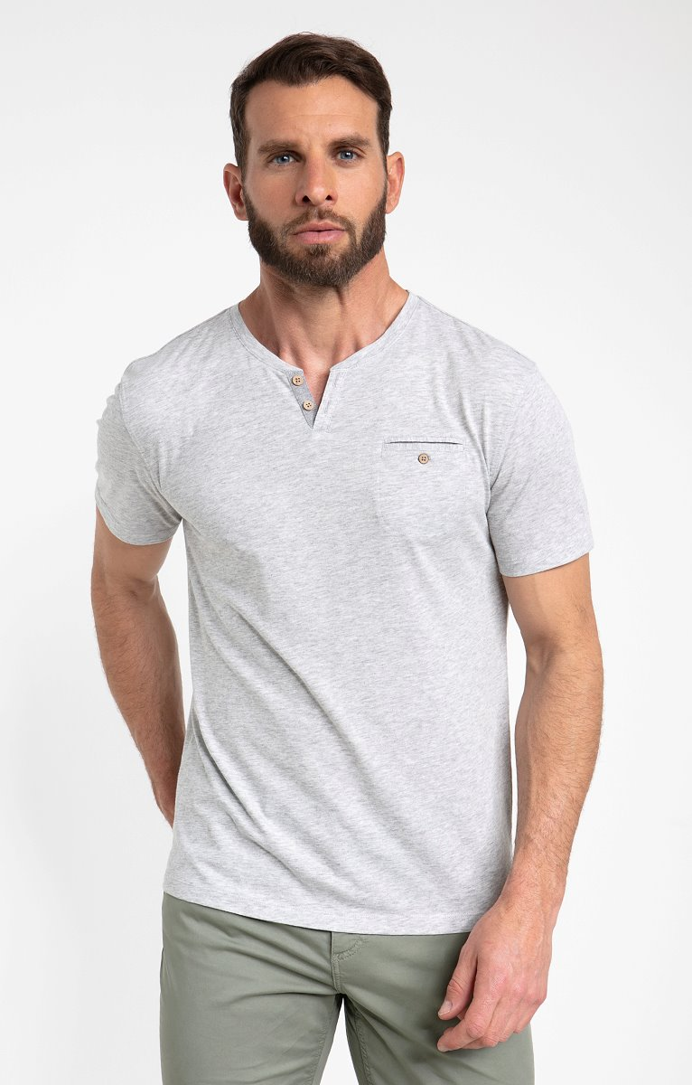 Tee shirt recyclé manches courtes newloo