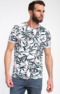 Tee shirt manches courtes bamboo