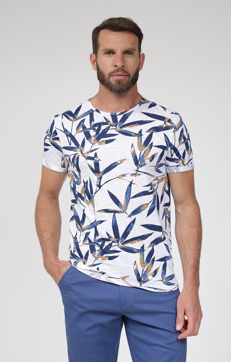 Tee shirt manches courtes bamboo