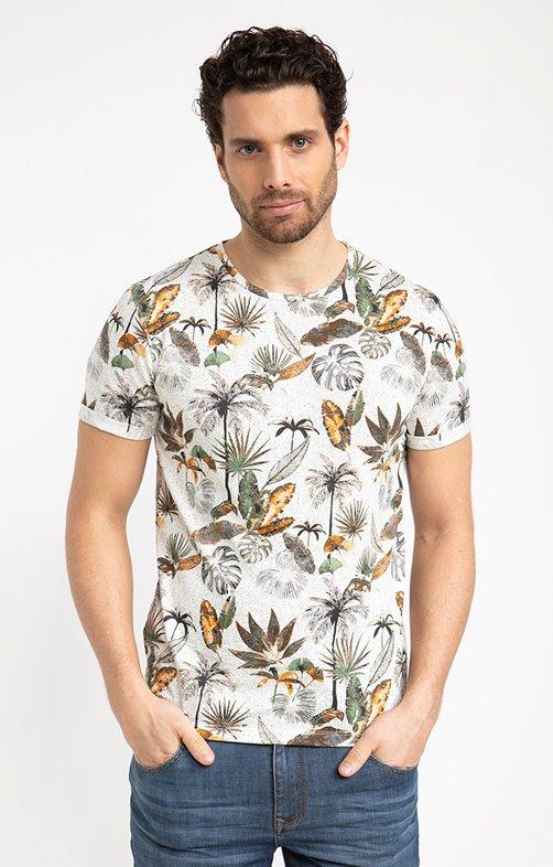 Tee shirt manches courtes havana