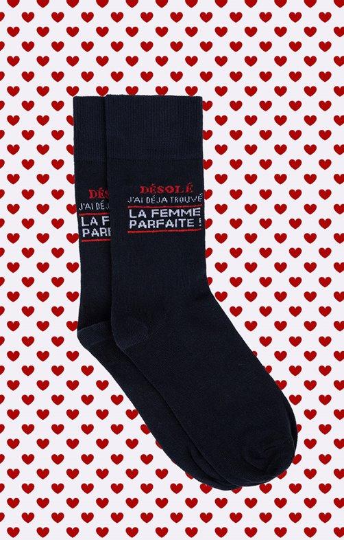 Chaussettes femme parfaite