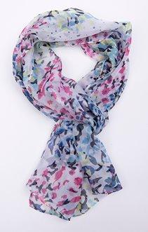 Petit foulard imprimé