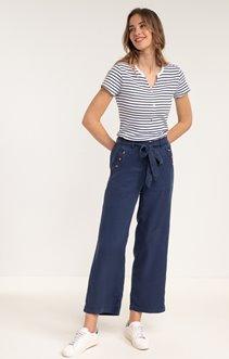 Pantalon en tencel