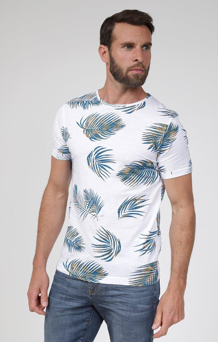Tee shirt manches courtes palmajo