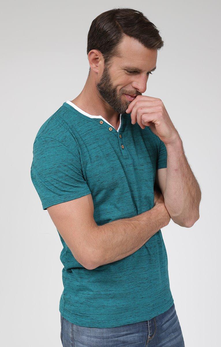 Tee shirt manches courtes jet