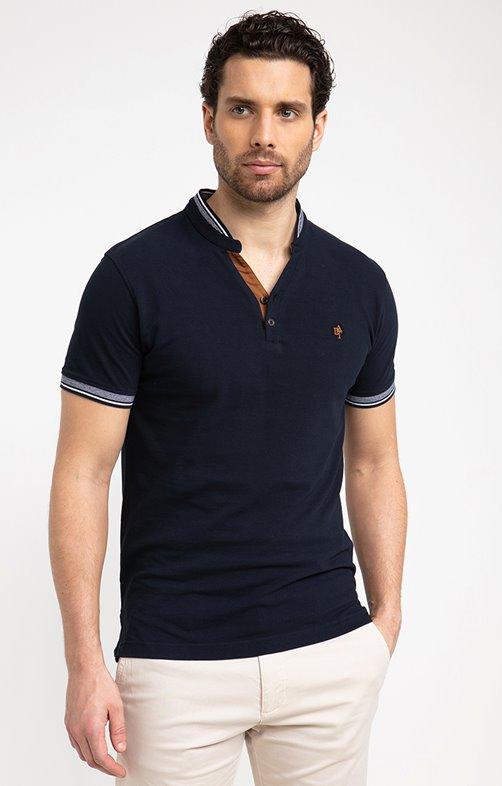 Tee shirt manches courtes stripes