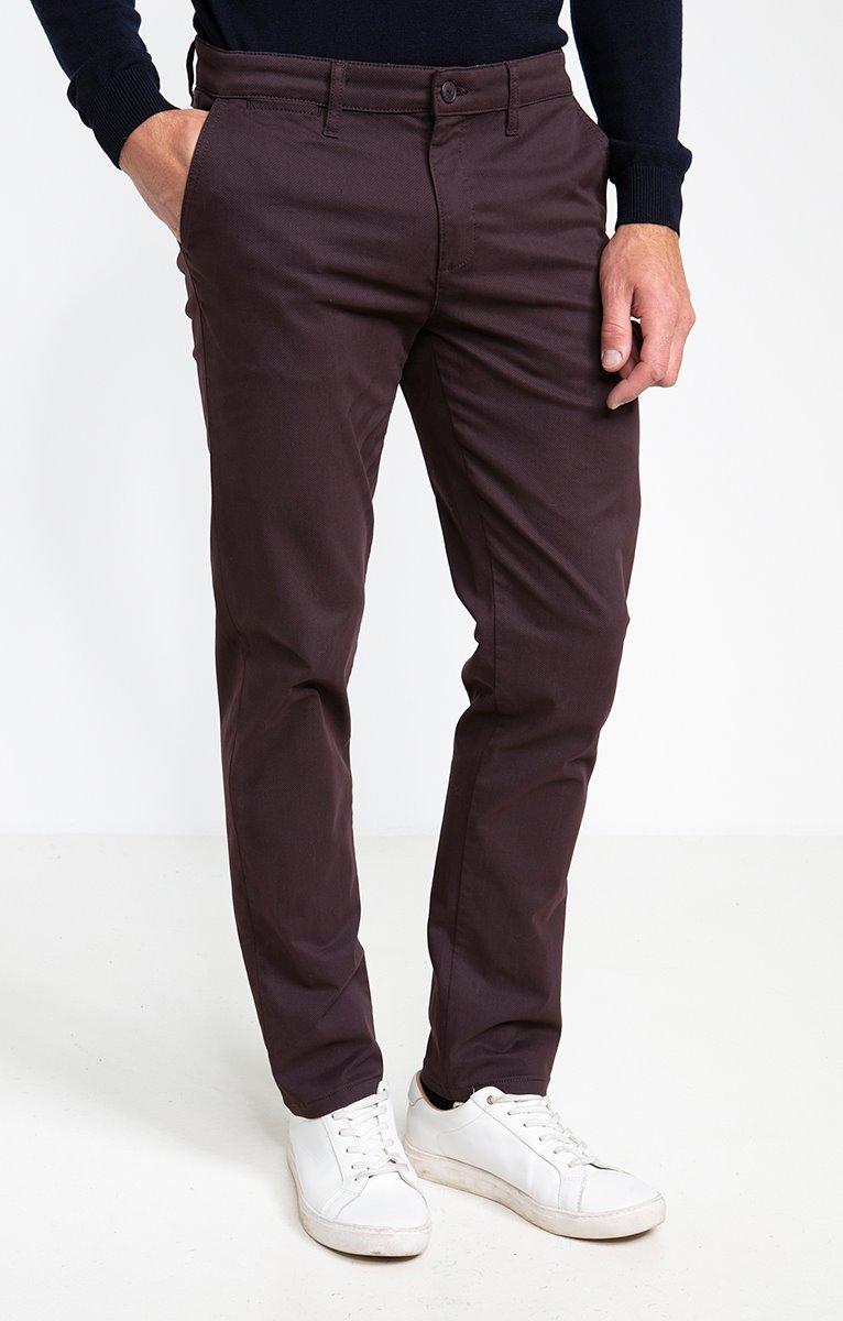 Pantalon Chino WINE