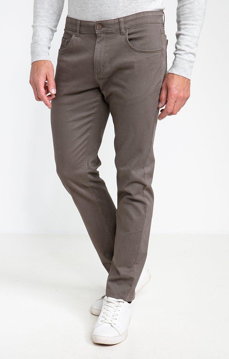 Pantalon 5 poches Stripes