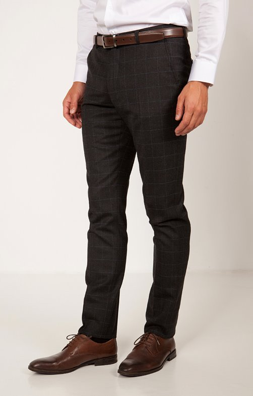 Pantalon de Costume Slim Finestra