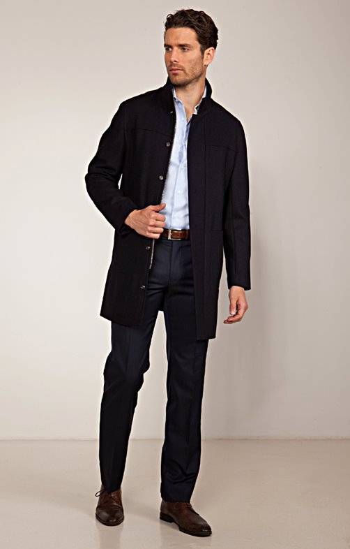 Manteau Long Pairo
