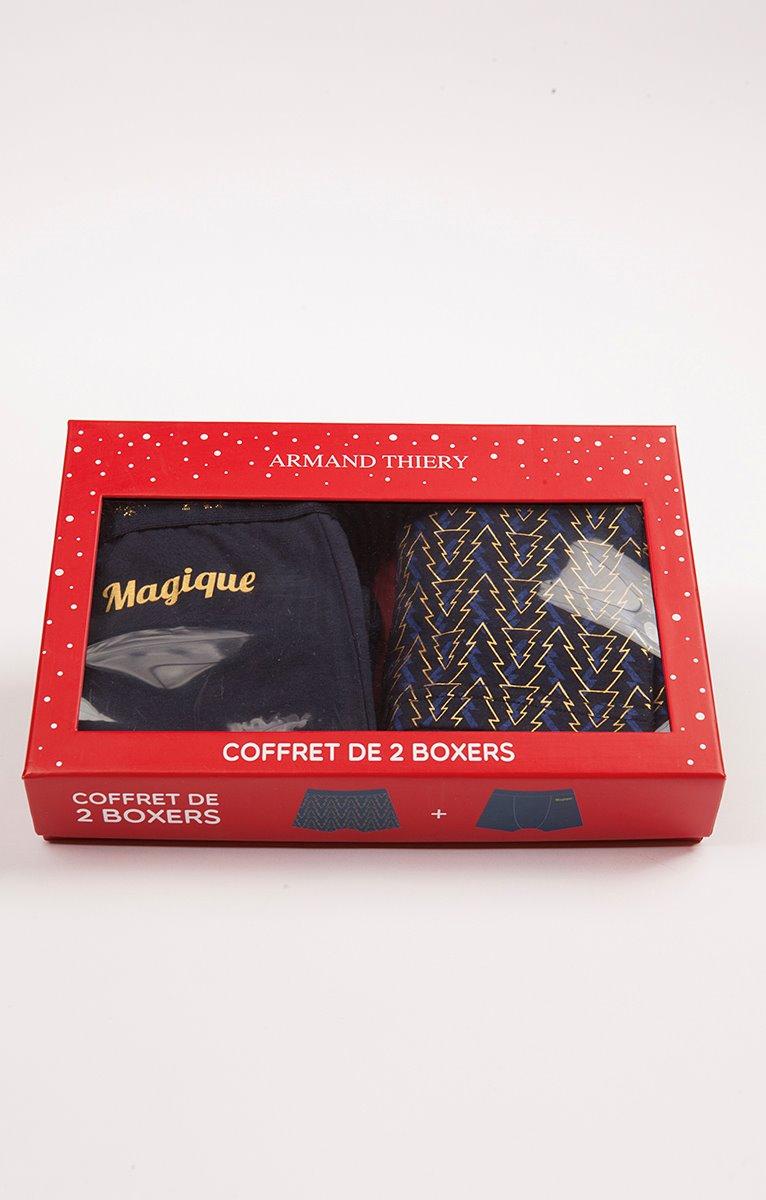 COFFRET BOXER NOEL - MAGIQUE