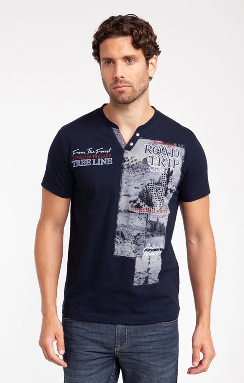 Tee shirt manches courtes arid