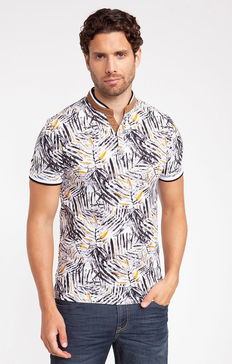 Tee shirt manches courtes palm