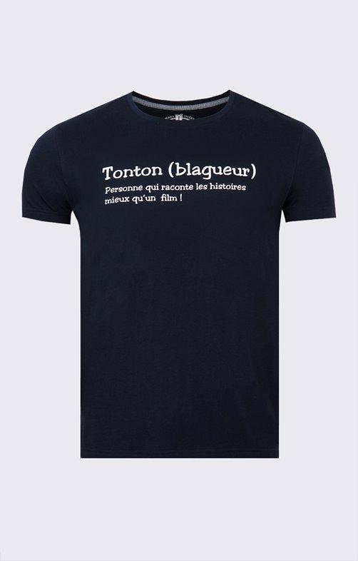 TEE-SHIRT NOËL - TONTON