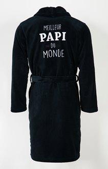 PEIGNOIR NOËL - PAPI