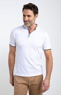 Tee shirt manches courtes pois