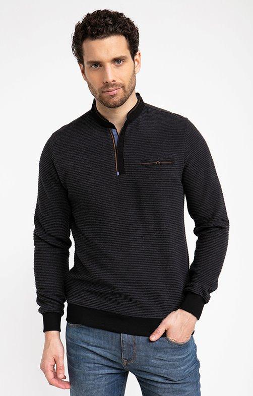 Tee shirt manches longues ottoman