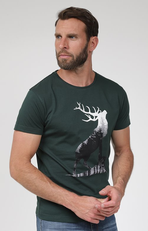 Tee shirt manches courtes doe