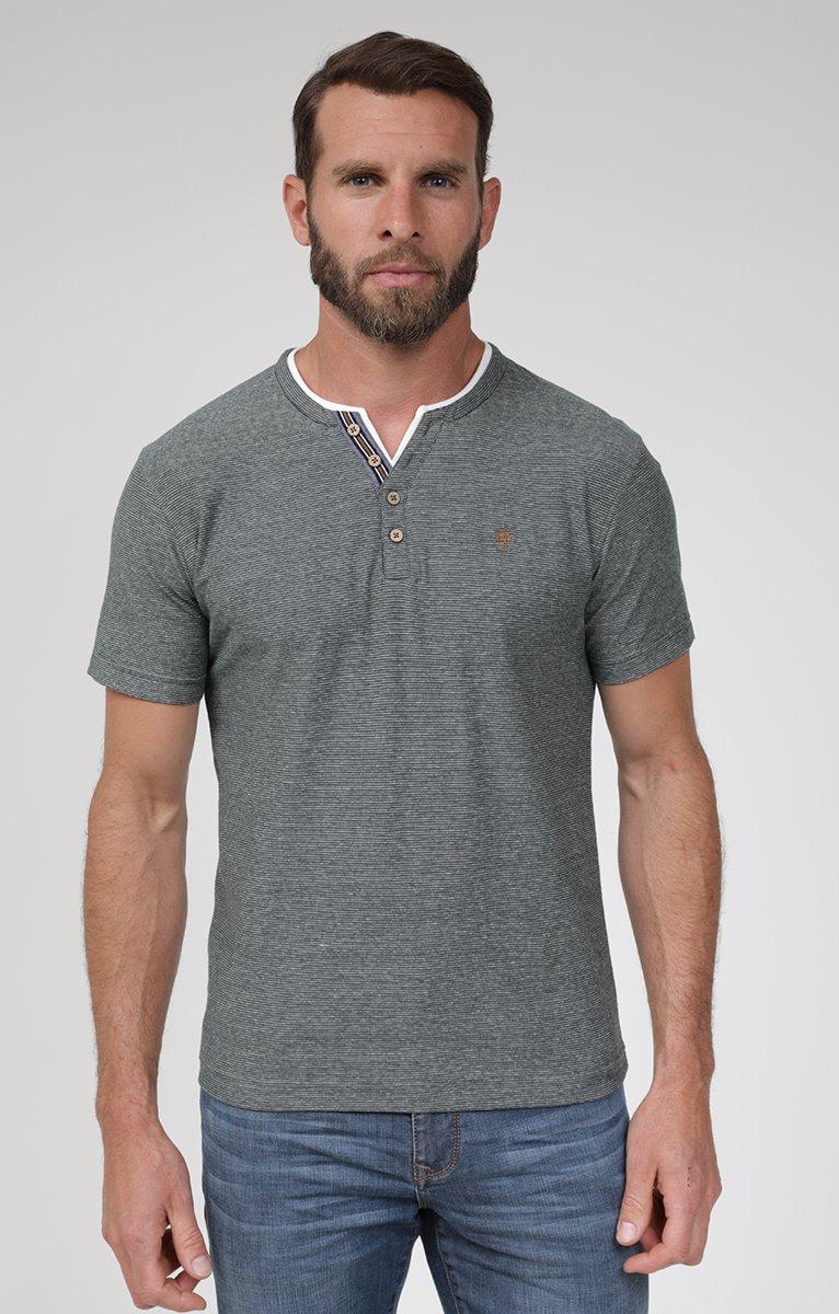 Tee shirt manches courtes ruban