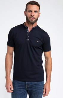 Tee shirt manches courtes navy