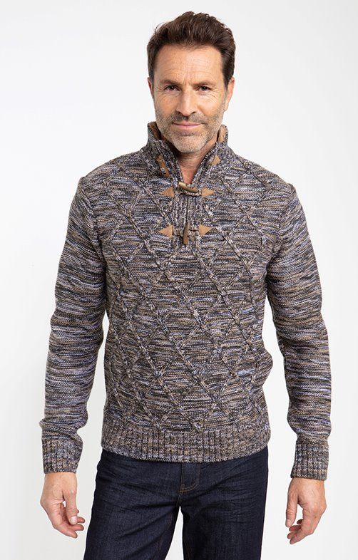 PULL DINO COL MONTANT