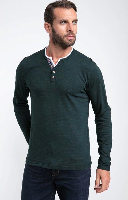 Tee shirt manches longues nature