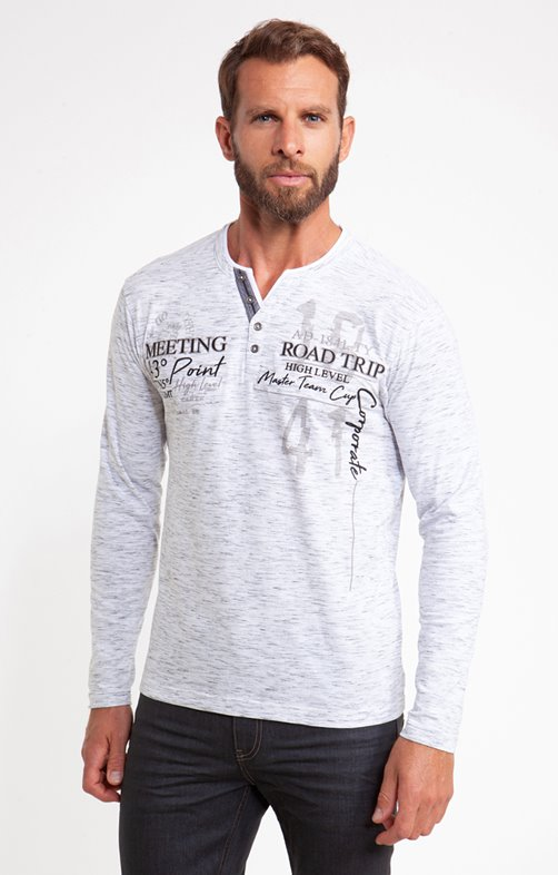 Tee shirt manches longues artisan