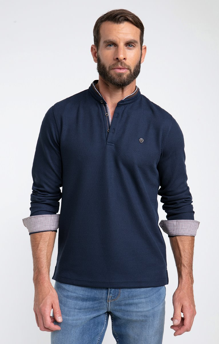 Tee shirt manches longues alvy